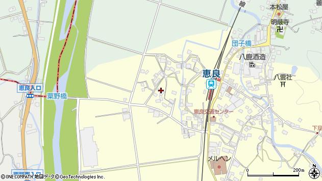 大分県玖珠郡九重町右田2959周辺の地図