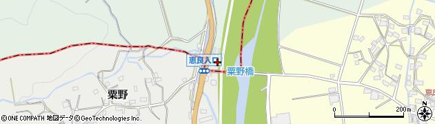 大分県玖珠郡玖珠町大隈1046周辺の地図