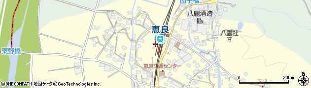 大分県玖珠郡九重町右田3072周辺の地図