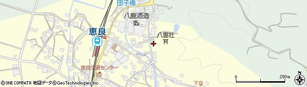 大分県玖珠郡九重町右田3354周辺の地図
