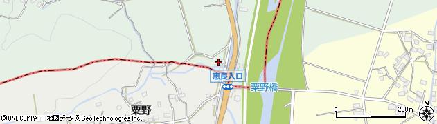 大分県玖珠郡玖珠町大隈1047周辺の地図