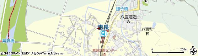 大分県玖珠郡九重町右田3063周辺の地図