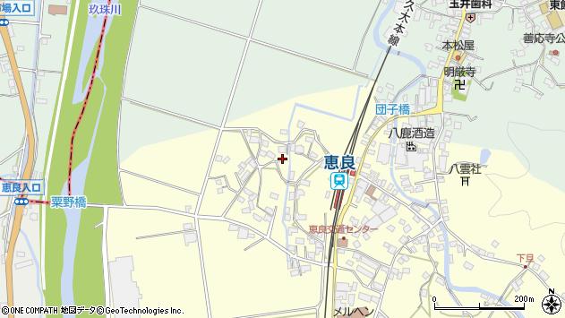 大分県玖珠郡九重町右田2964周辺の地図