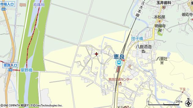 大分県玖珠郡九重町右田2967周辺の地図