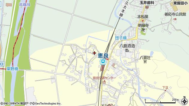 大分県玖珠郡九重町右田3049周辺の地図