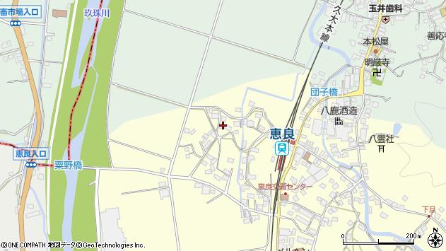 大分県玖珠郡九重町右田2970周辺の地図