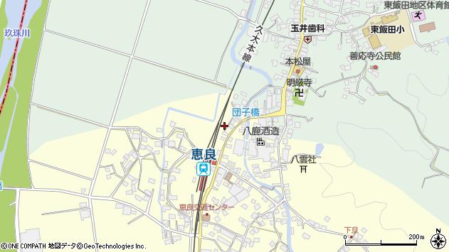大分県玖珠郡九重町右田3053周辺の地図