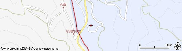 大分県玖珠郡玖珠町山浦835周辺の地図