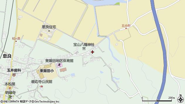大分県玖珠郡九重町松木5336周辺の地図