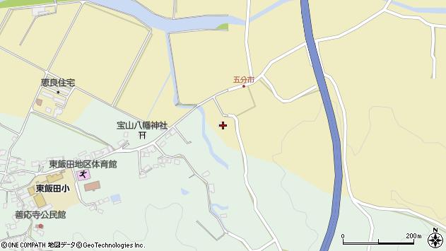 大分県玖珠郡九重町松木4221周辺の地図