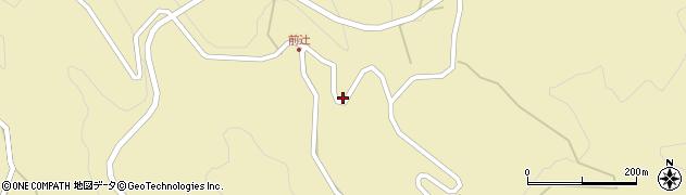 大分県玖珠郡九重町松木4134周辺の地図