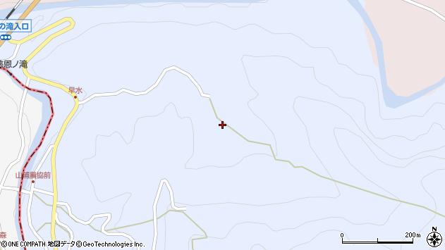 大分県玖珠郡玖珠町山浦543周辺の地図