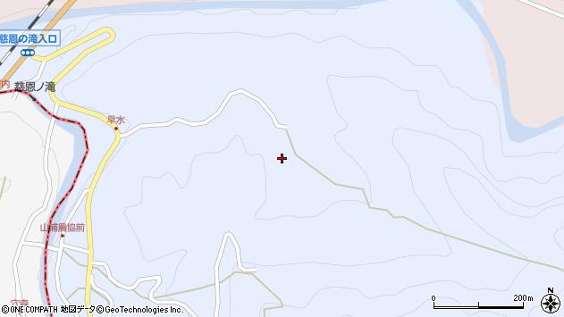 大分県玖珠郡玖珠町山浦550周辺の地図