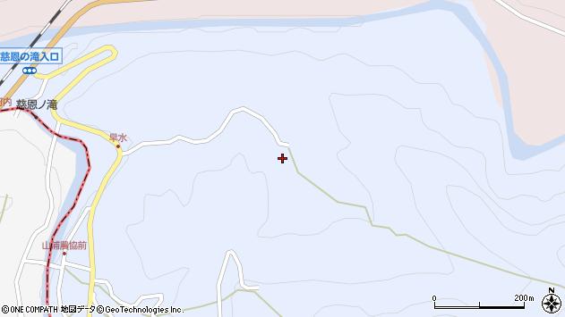 大分県玖珠郡玖珠町山浦554周辺の地図
