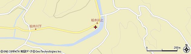 大分県玖珠郡九重町松木1192周辺の地図