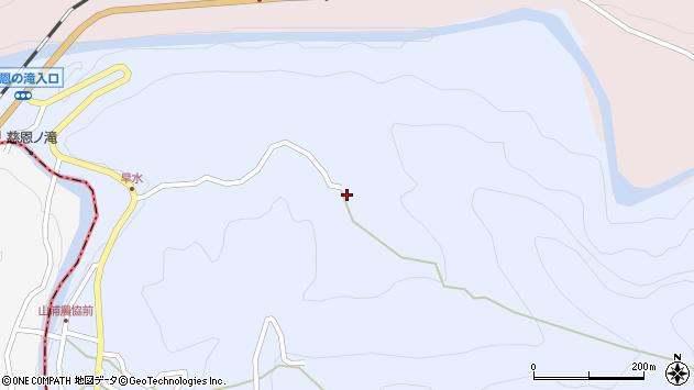 大分県玖珠郡玖珠町山浦427周辺の地図
