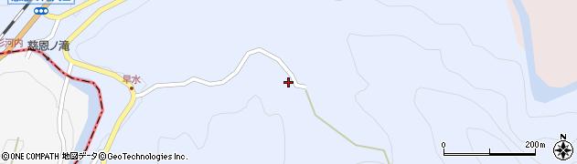 大分県玖珠郡玖珠町山浦560周辺の地図