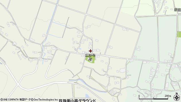 大分県玖珠郡玖珠町山田706周辺の地図