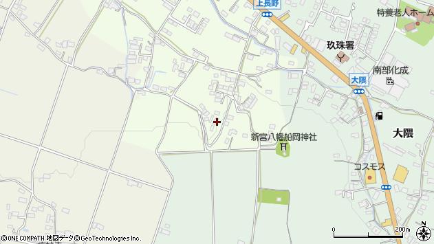 大分県玖珠郡玖珠町塚脇838周辺の地図