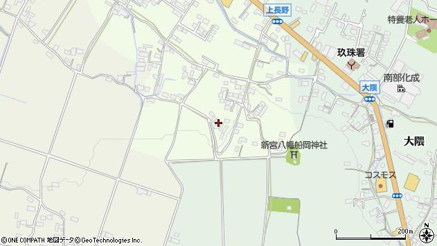 大分県玖珠郡玖珠町塚脇839周辺の地図