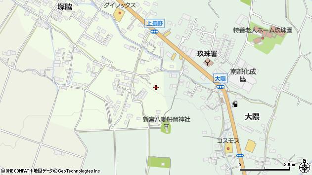 大分県玖珠郡玖珠町塚脇788周辺の地図