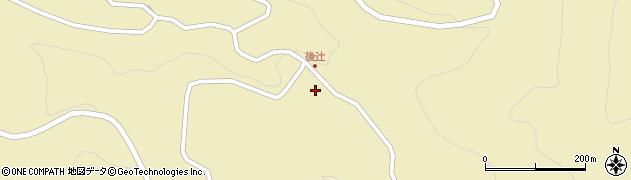 大分県玖珠郡九重町松木3443周辺の地図