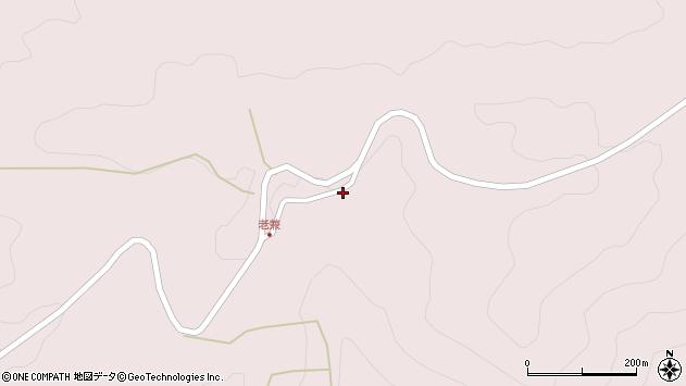 大分県玖珠郡玖珠町戸畑9073周辺の地図