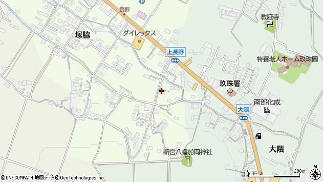 大分県玖珠郡玖珠町塚脇785周辺の地図