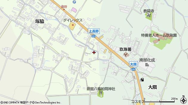 大分県玖珠郡玖珠町塚脇781周辺の地図
