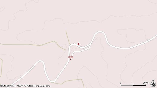 大分県玖珠郡玖珠町戸畑9145周辺の地図