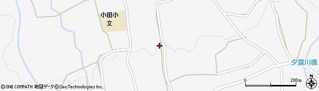 大分県玖珠郡玖珠町小田935周辺の地図