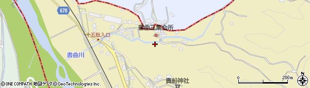 大分県玖珠郡九重町松木184周辺の地図