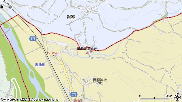 大分県玖珠郡九重町松木160周辺の地図
