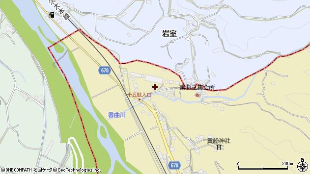 大分県玖珠郡九重町松木153周辺の地図