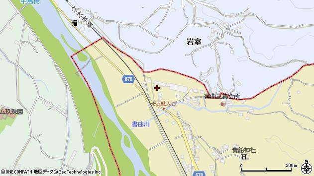 大分県玖珠郡九重町松木147周辺の地図