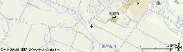 大分県玖珠郡玖珠町山田405周辺の地図
