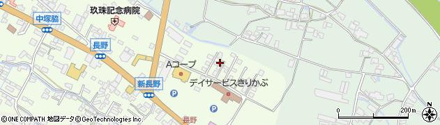 大分県玖珠郡玖珠町塚脇671周辺の地図