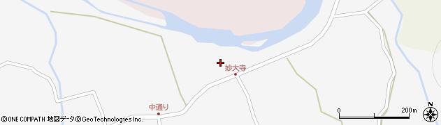 大分県玖珠郡玖珠町小田777周辺の地図
