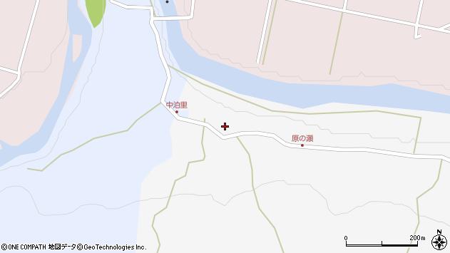 大分県玖珠郡玖珠町小田2308周辺の地図
