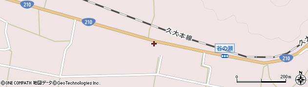 大分県玖珠郡玖珠町戸畑685周辺の地図