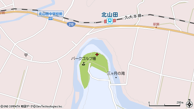 大分県玖珠郡玖珠町山浦115周辺の地図