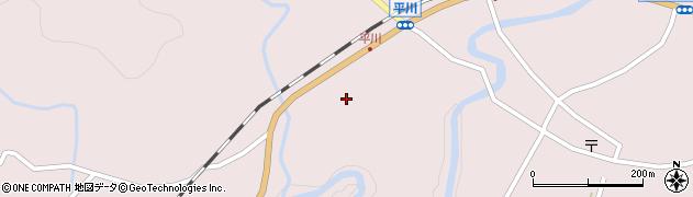 大分県玖珠郡玖珠町戸畑6289周辺の地図