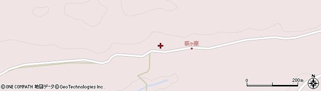 大分県玖珠郡玖珠町戸畑9397周辺の地図