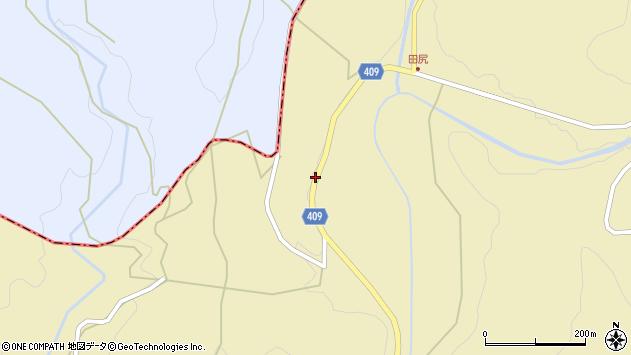 大分県玖珠郡九重町松木1854周辺の地図
