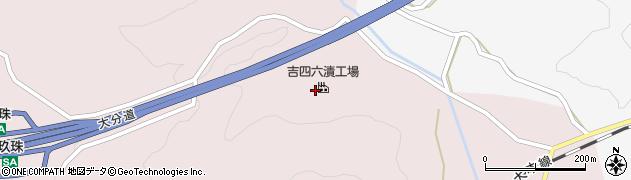 大分県玖珠郡玖珠町戸畑385周辺の地図