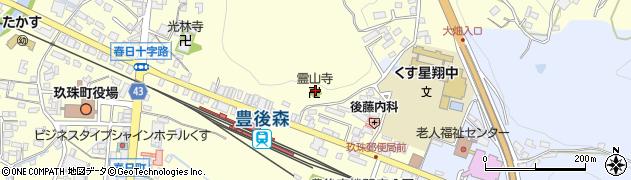 大分県玖珠郡玖珠町帆足469周辺の地図