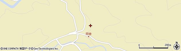 大分県玖珠郡九重町松木2941周辺の地図