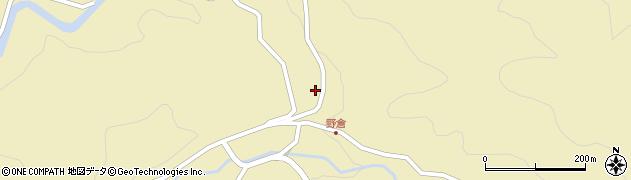 大分県玖珠郡九重町松木2972周辺の地図