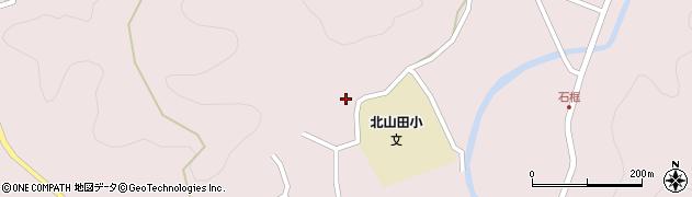 大分県玖珠郡玖珠町戸畑3126周辺の地図