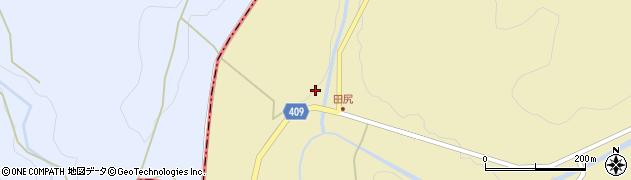 大分県玖珠郡九重町松木1915周辺の地図